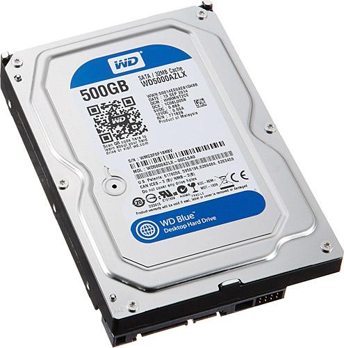 هارد ديسك 500 GB من WD